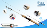 Telescopic Lure Rods 002